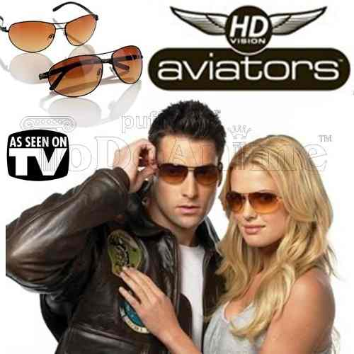 12af8e8542 Hd Vision Aviators Funcionan