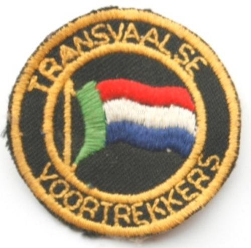 Other Badges U0026 Insignia - Transvaalse Voortrekkers Embroidered Patch Was Sold For R15.00 On 18 ...