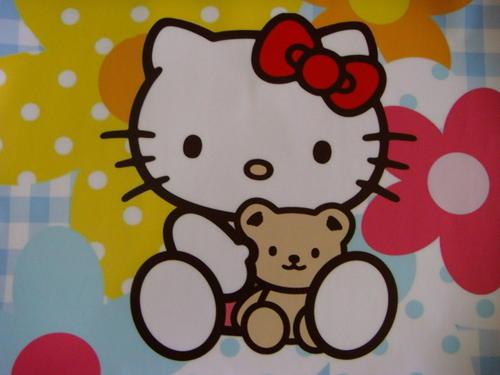 Hello Kitty Laptop Skin