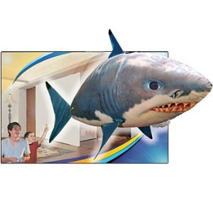 Other radio control air swimmer remote control flying for Remote control flying fish