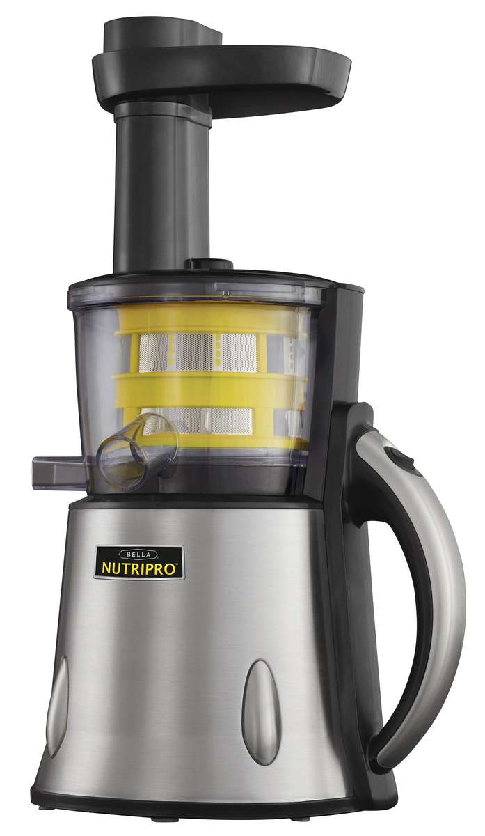 Juicers - Bella Nutripro Cold Press Juicer - Black was sold for R599.00 on 11 Apr at 10:04 by ...