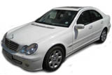 Mercedes C200 on bidorbuy R1 auction