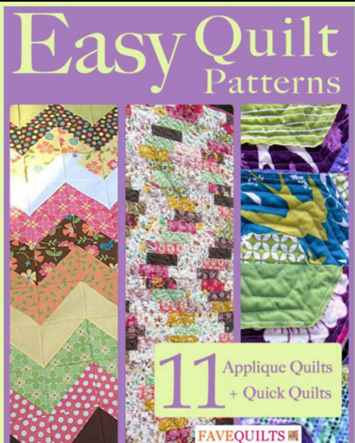 Easy Free Printable Quilt Patterns : Printable Easy Quilt Patterns - Bing images