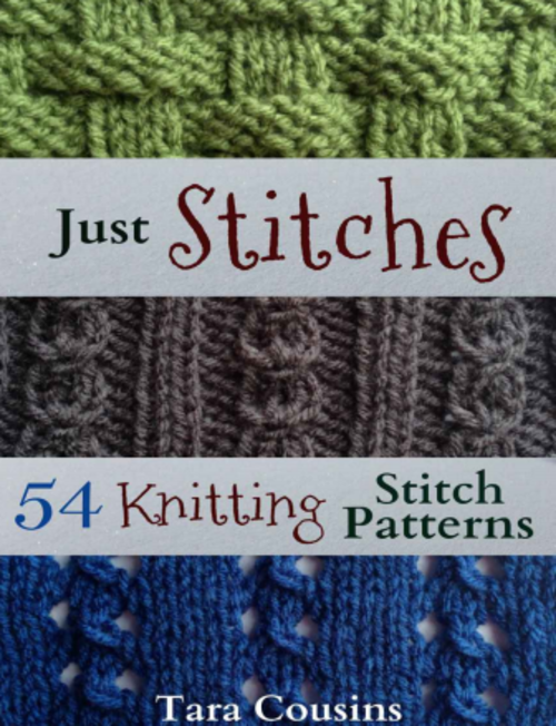 1000 Knitting Patterns Ebook Download : Crafts & Hobbies - 54 Knitting Stitch Patterns - ZERO SHIPPING FEE - Eboo...