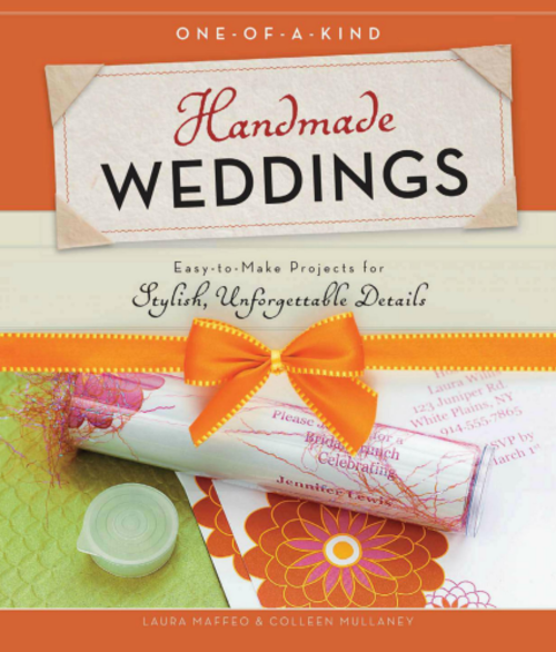Easy to Make Handmade Projects for Stylish Weddings - Digital Download ...
