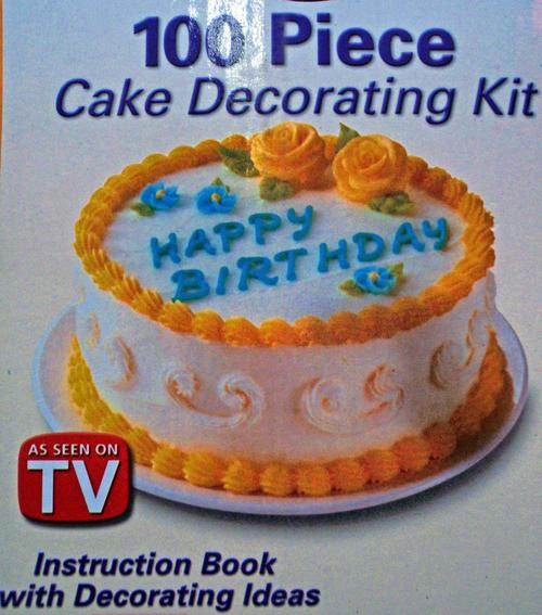 Cake Decorating Za : Other Cookware - Cake Decorating Set - 100 pieces As Seen ...