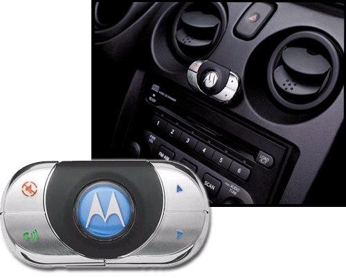 Hands Free Car Kit: MOTOROLA HANDS-FREE CAR KIT!!!!!! Was Sold For