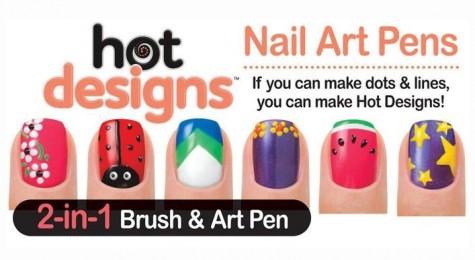 Hot Designs Nail Art Ideas 30 beautiful and unique nail art designs Nail Art Design Pens Emsilog Nail Art Designs Pen U2013 Bestsource