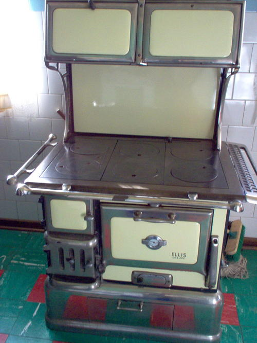 Appliances Ellis Deluxe 6 Plate Coal Stove Was Sold For