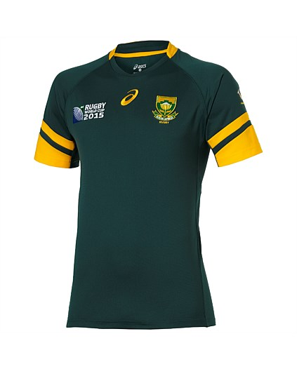 South West Rugby Cups: South African Rugby World Cup 2015 Jersey Was