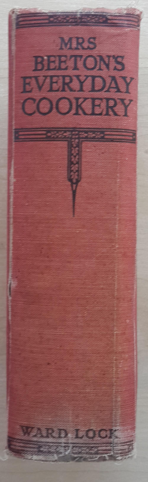 ** Mrs Beetons Everyday Cookery and Housekeeping Book, Facsimile 1893, HB, 2011