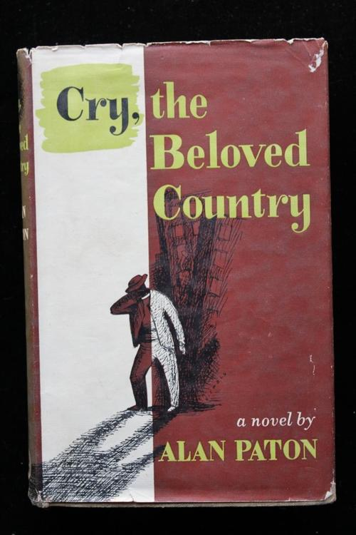 an analysis of major conflicts in cry the beloved country by alan paton Alan paton: south african writer, best known for his first novel cry, the beloved country (1948), a passionate tale of racial injustice.