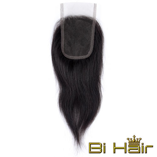 Human Hair Peruvian Hair Lace Closure Straight From 12 Inch Was Listed For On 17 Jan