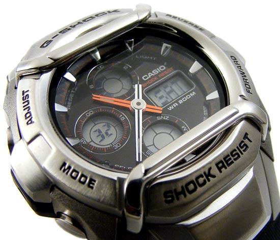 casio vibration alarm watch manual