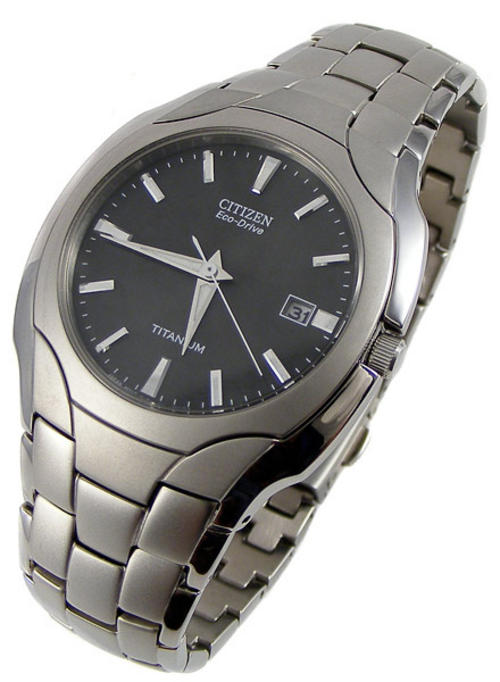 Watches - CITIZEN Titanium Eco-Drive Dress Watch. Maintenance free ...