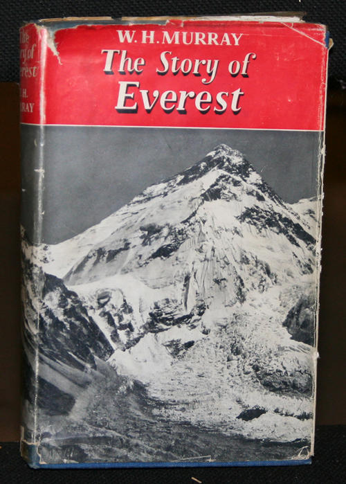 my everest story book report