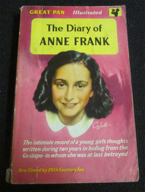 anne frank diary essays Answers to 60 short essay questions that require students to understand and interpret anne frank: the diary of a young girl.