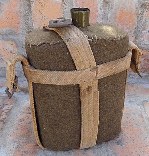 Other Clothing Amp Equipment British Army Water Bottle Ww1