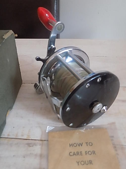 Other antiques collectables vintage penn long beach for American made fishing reels