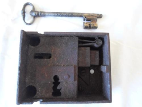 Other antiques collectables wow super rare late for 18th key of the door