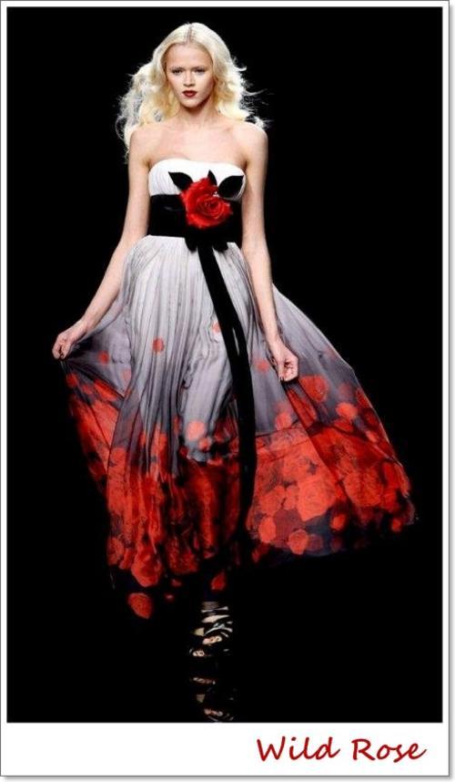 Formal Dresses - *LUXURY RANGE* ROSE DESIGN Evening Party Matric ...