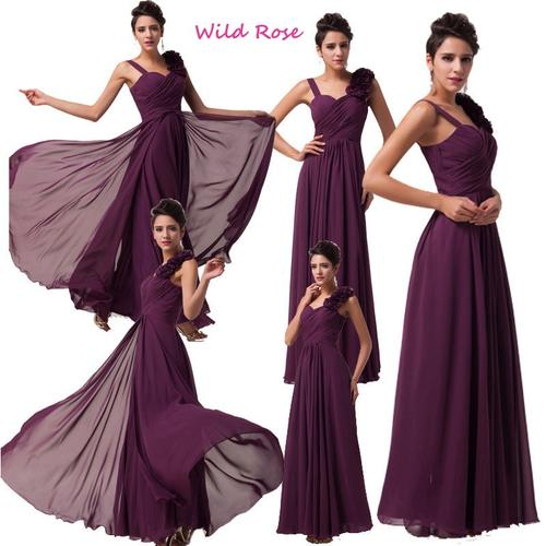 Formal dresses instyle collection purple cruise formal for Wedding dresses for cruise ship