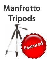 Buy Manfrotto Tripods on Special