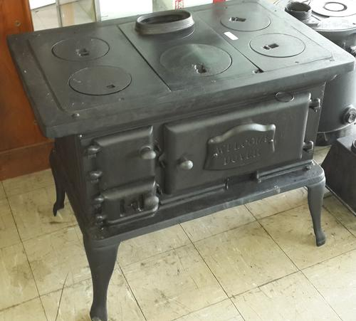 Other Antiques Collectables Dover Coal Stove Exellent