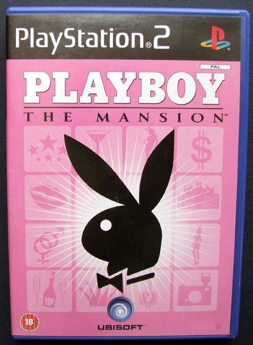 PLAYBOY : THE MANSION - PLAYSTATION 2 ADULT GAME - AS NEW