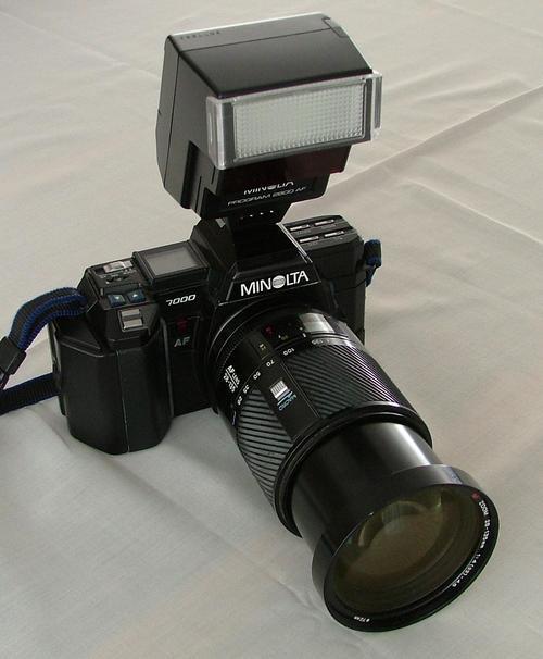 Minolta 7000 Pictures Minolta 7000 af Camera