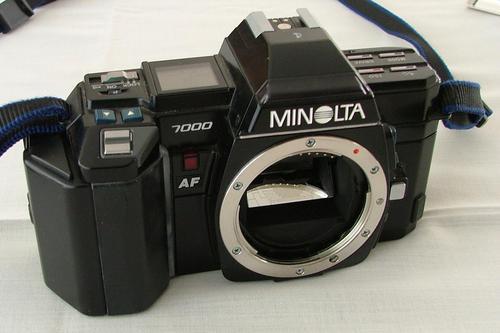 Minolta 7000 Pictures Minolta 7000 af Autofocus