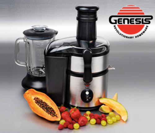 Taurus Slow Juicer Review : Juicers - Genesis Nutri Plus Juicer & Blender was listed for R400.00 on 9 May at 18:31 by ...