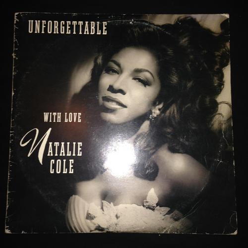 Electronica Natalie Cole Unforgettable With Love Lp