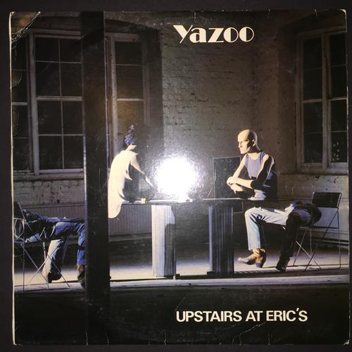 Upstairs At Eric S Yaz: Upstairs At Eric's (LP) Vinyl Record