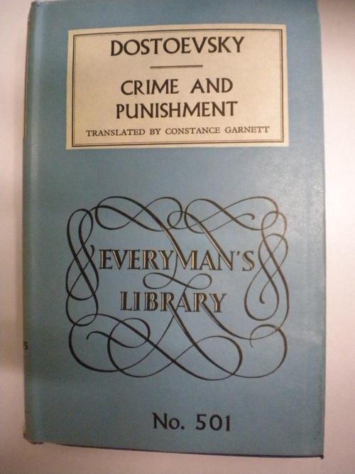 essays on crime and punishment by fyodor dostoevsky Crime and punishment (russian: — fyodor dostoevsky, crime and punishment (constance garnett translation), i, i.