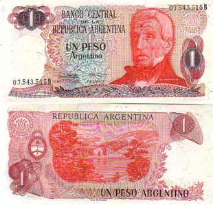 1 peso Argentina 124375_25jullie12
