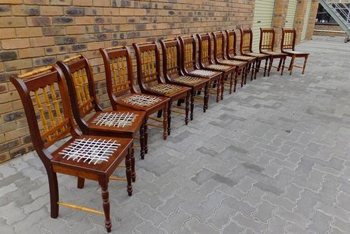 Chairs Stools  Footstools - BEAUTIFUL YELLOWWOOD AND IMBUIA