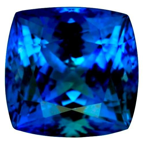 VIVID EXCEPTIONAL GISA CERTIFIED TANZANITE TANZANITE TANZANITE