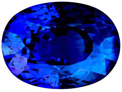 VIVID EXCEPTIONAL GISA CERTIFIED TANZANITE TANZANITE TANZANITE