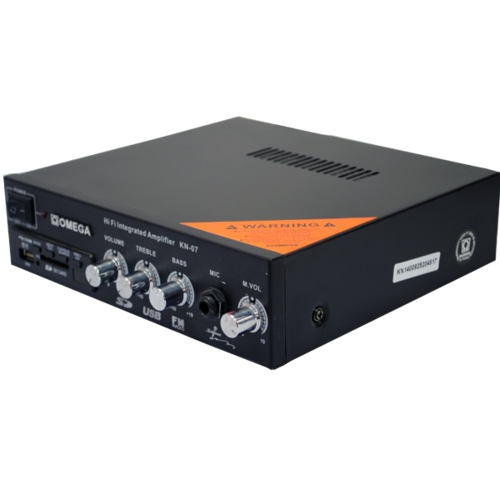 Other audio visual accessories omega mini professional power amplifier av 971f2 was listed