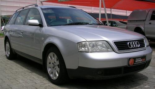 2005 Abt Audi As6 Avant. 2001 Audi A6 2.4i Avant