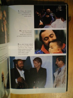 Biographies & Memoirs - PAVAROTTI - MY WORLD - LUCIANO PAVAROTTI AND