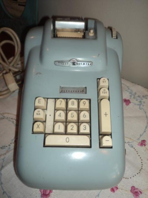 10 key adding machine