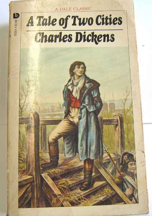 a tale of two cities by charles dickens essay A tale of two cities themes essays discuss several major themes that run throughout the story in charles dickens' novel.