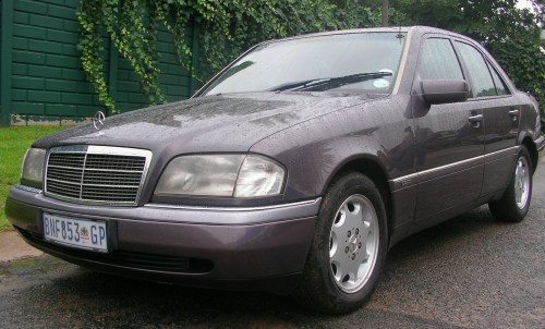 Mercedes Benz 1996 Mercedes Benz C280 Was Listed For R49