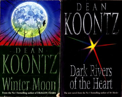 a review of dean koontzs novel winter moon Dean koontz has published many books and stories, including fiction, nonfiction, graphic novels and children's books 1975 - dragonfly (as k r dwyer) 1975 - invasion (as aaron wolfe), reissued as winter moon in 1994 1976 - prison of ice (as david axton), reissued as icebound in 1995 1976.