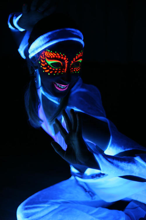 Other Entertainment - UV Body Paint & Glow in the Dark UV ...