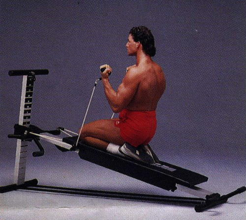 exercise machines gymtrim tri gravity complete body