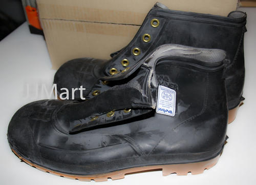 Heavy Equipment Boots : Protective gear wayne heavy duty safety boots size