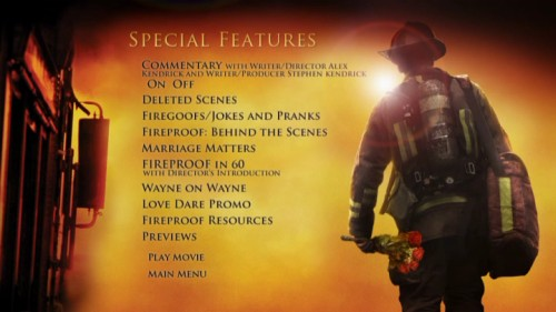 Fireproof Dvd Related Keywords & Suggestions - Fireproof Dvd